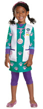 Doc McStuffins Pet Vet Classic Licensed (C)Disney by Disguise Size 3T-4T - $31.50