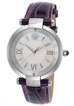 Versace VAI070016 Revive White MOP Violet Ladies Watch - $2,577.84