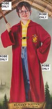 Harry Potter Quidditch Robe Costume CHILD'S 4/6 - $20.00