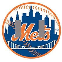 NEW YORK NY METS- DOUBLE Light Switch Plate / Cover - $7.50
