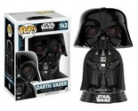 Rogue One Darth Vader Pop #143 Star Wars Bobble-head In Stock
