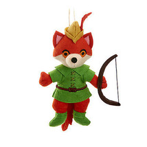 Disney Parks Robin Hood Storybook Plush Holiday... - $22.79