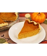 Caribbean Creamy Pumpkin Pie-Downloadable Recipe - $2.50