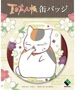 Natsume's book of friends Badge Tehepero. - $11.00