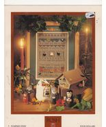 Pumpkin Stew Cross Stitch Halloween Sampler Sh... - $7.49