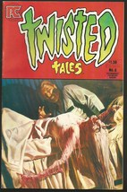 Twisted Tales #6 John Bolton Cover and Story PC Comics - $10.00