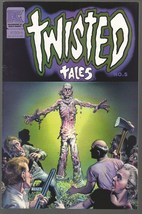 Twisted Tales #5 Richard Corben Cover and Story PC Comics Wray, Holmes, ... - $10.00