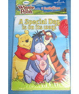 Disney Winnie the Pooh Birthday Party Invitations 8 Cards & Envelopes - $6.24