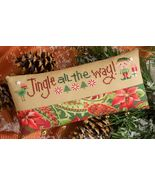 CLEARANCE Jingle All The Way Kit K74 cross stit... - $14.00