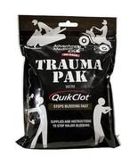Trauma Pak w/QuikClot - $24.55