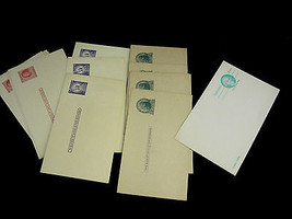 Vintage Unused Postcards 1 Cent (5) + 2 Cent (18) + 3 Cent (3) Stamp Pri... - $24.99