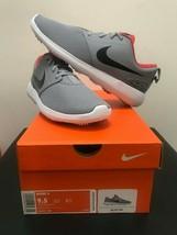 Nike Roshe G Golf Shoes [AA1837 006]: [Grey/Black White] Size [9-12] - $127.98
