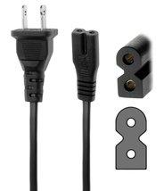 Tacpower AC Power Cord Flat Fig 8 6ft for Panasonic SA-HT210 HT290 HT400 HT56... - $11.62