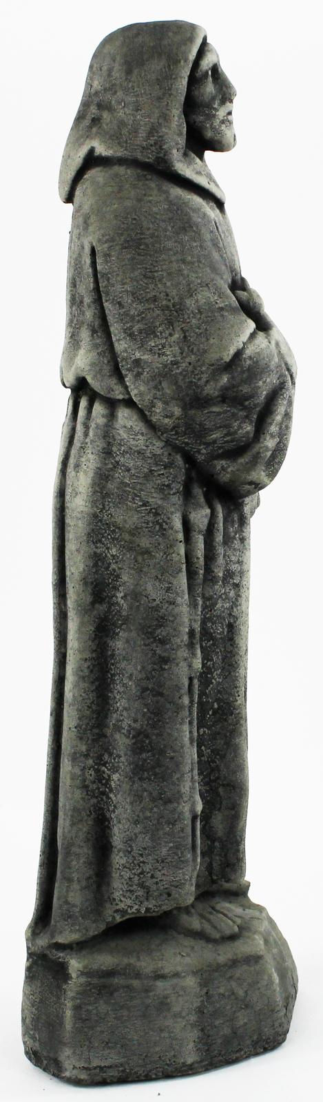 Saint Francis Concrete Statue