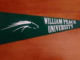 William Peace University Pennant - $8.95