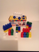 Fun Beginnings Mega Bloks 31 Piece Basic Building Set Toy Kids Play Pretend - $13.09