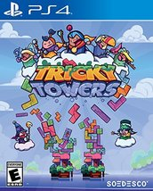 Tricky Towers - PlayStation 4 [video game] - $38.53
