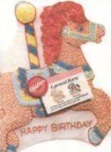 Wilton Cake Pan: Carousel Horse (2105-6507, 1990) - €21,83 EUR