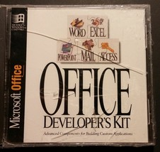 Microsoft Office Developer's Kit Word Excel PowerPoint 1994 MS Sealed New  - $16.35