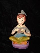 Disney Peter Pan Figure Vintage 1960s Disney Park Item Disneyland Disney... - $48.99