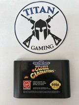 Mick &  Mack: Global Gladiators (Sega Genesis, 1992) - $9.50