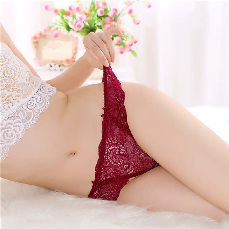 Panties Women Underwear Lace Sexy Panties Thongs And G strings Woman Underpants