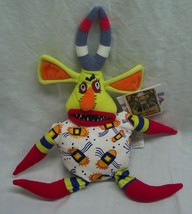 """Disney The Lion King Broadway Musical #5 TRICKSTER 11"""" Stuffed Animal NEW w/ TAG - $18.32"""