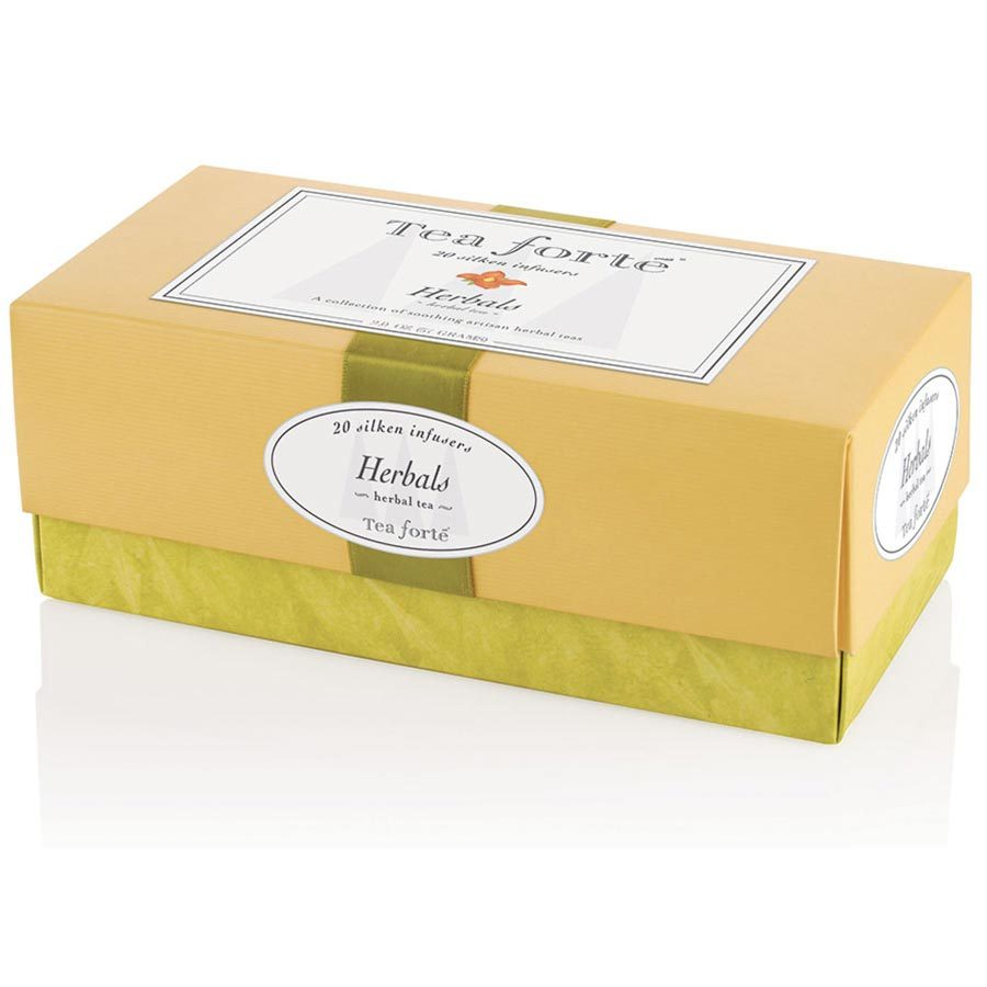 Tea Forte Herbals Collection Infusers - 10 Infusers Petite Box - $25.77