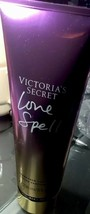 Victoria's Secret LOVE SPELL Fragrance Body Lotion 8 fl oz /236 mL * NEW * - $11.88