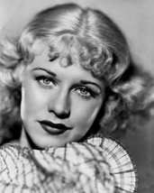 Ginger Rogers Enchanting Eyes Face Shot 16X20 Canvas Giclee - $69.99