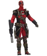 Sideshow Collectibles SS100178 Marvel Heroes Deadpool Playset, Red - $186.11