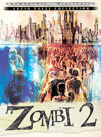 Primary image for ZOMBIE 25th Anniversary dvd - Lucio Fulci