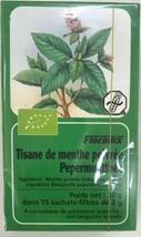 Organic Peppermint Herbal Tea - 15 Bags - $3.97