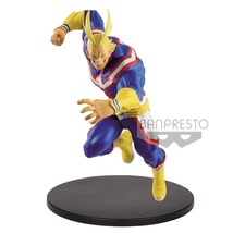 Banpresto My Hero Academia Battle All Might PVC Anime Action Figure Coll... - $37.88
