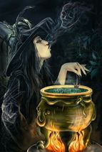 Haunted Bracelet Witch Magic Spirit Wealth Love Sex Power Health Fame Astral Eye - $1,300.00