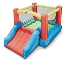 Little Tikes Jr. Jump 'n Slide Bouncer - $181.23