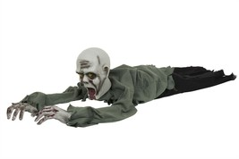 Crawling Zombie, Halloween Party Accessory Prop/Room Decoration - $63.04