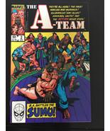 A-Team (1984) #2 VF Very Fine Marvel Comics - $2.97