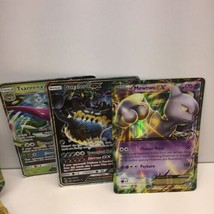 10lb Lot Pokemon Card Holo Reverse Japan Full Art GX EX Giant Numbered Trainer image 2