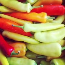 25 Sweet Banana Pepper Seeds 2019 ( Non-Gmo Free Shipping! ) - $5.12
