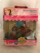 1999 Mattel Pet Lovin' Puppy Twins Irish Setters See Notes - $13.10