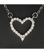 0.80Ct Brilliant Round Cut Diamond Women Pendant Necklace 14k Rose Gold ... - $81.96