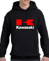 KAWASAKI MOTORSPORT HOODIE SWEAT SHIRT - $31.95+