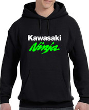 KAWASAKI NINJA HOODIE SWEAT SHIRT - $31.95+