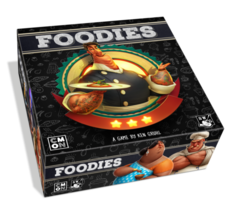 Foodies - CMON Board Game -=NEW & Sealed=- - $42.95
