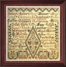 Little Brown Jug cross stitch chart Tempting Tangles - $12.60