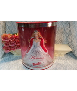 Happy Holiday Christmas Celebration Mattel Barbie Doll 2001, Mint in Box - $49.99