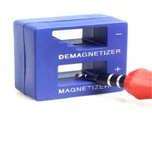 Screwdriver Magnetic Magnetizer Demagnetizer Magnetic Pick up Tool Screw... - $183,55 MXN
