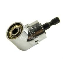 105 degrees 1/4 Adjustable Hex bit Angle Driver Screwdriver tools - $228,05 MXN