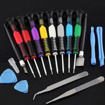 16Pcs/Set Opening Pry Repair Tool Kit cellphone Screwdrivers Set Kit Han... - $229,56 MXN
